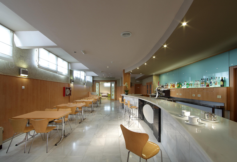 Cafetería Hotel Villa Blanca Granada