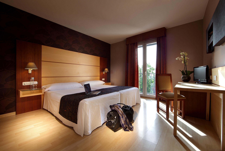 Habitación Hotel Villa Blanca Granada
