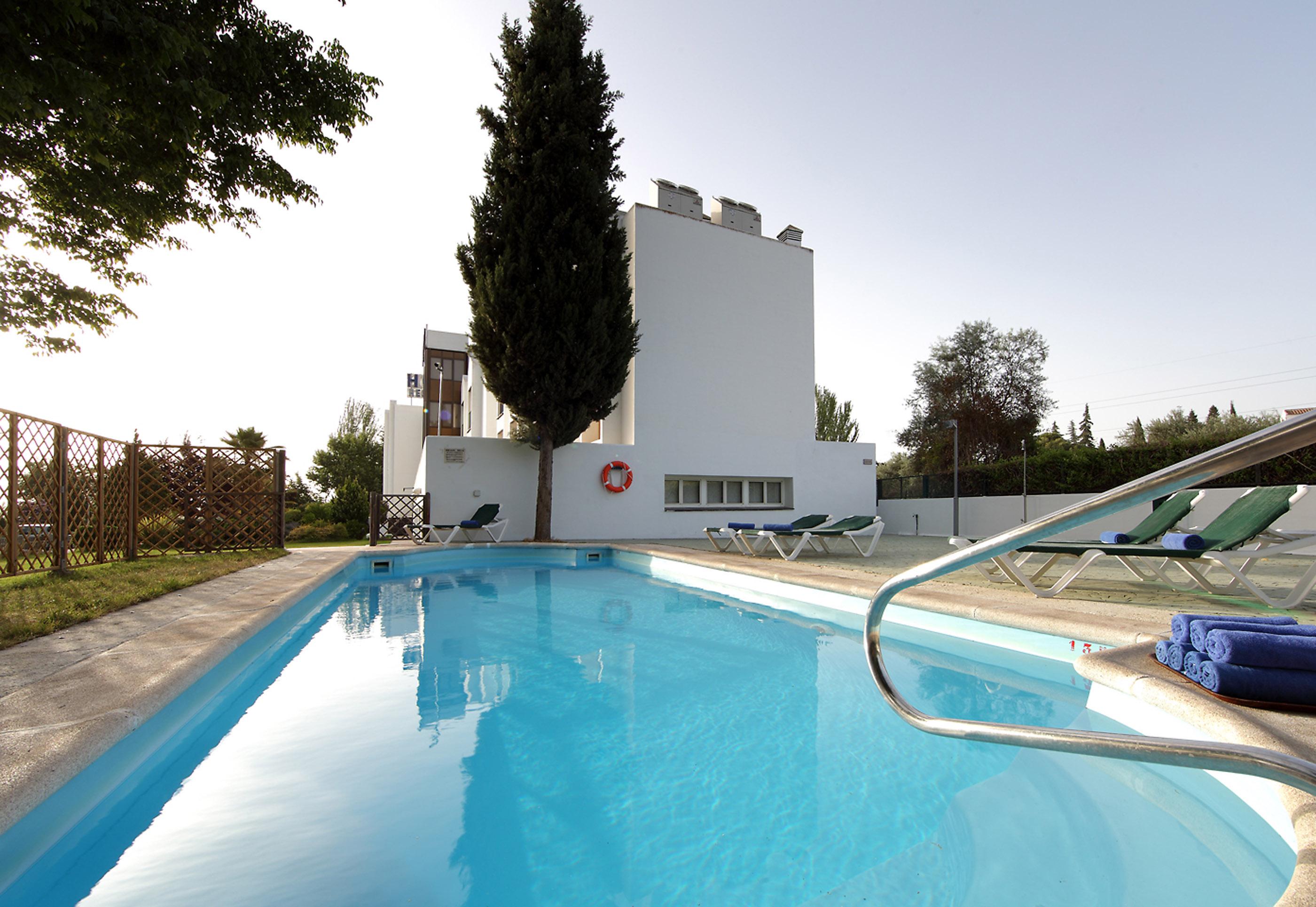 Piscina Hotel Villa Blanca Granada