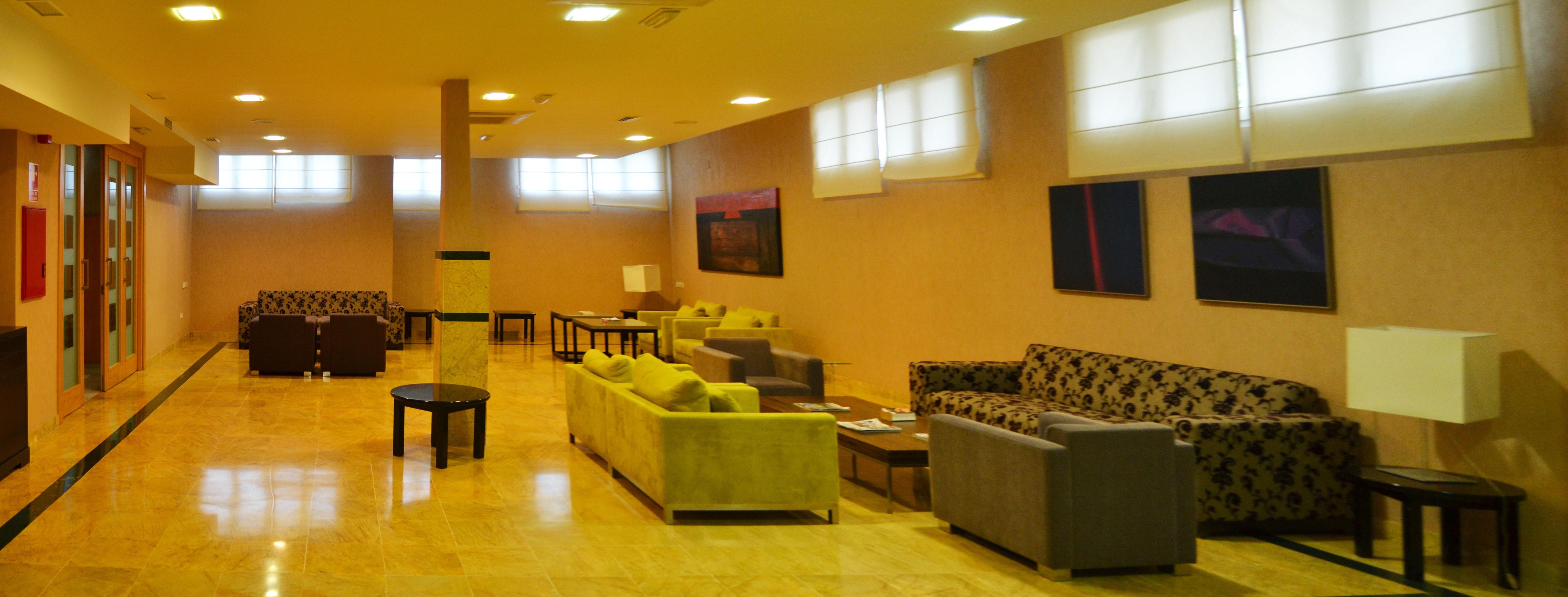 Salón Hotel Villa Blanca Granada